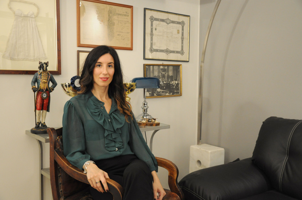 Profilo Avvocato Elvira La Ferrera