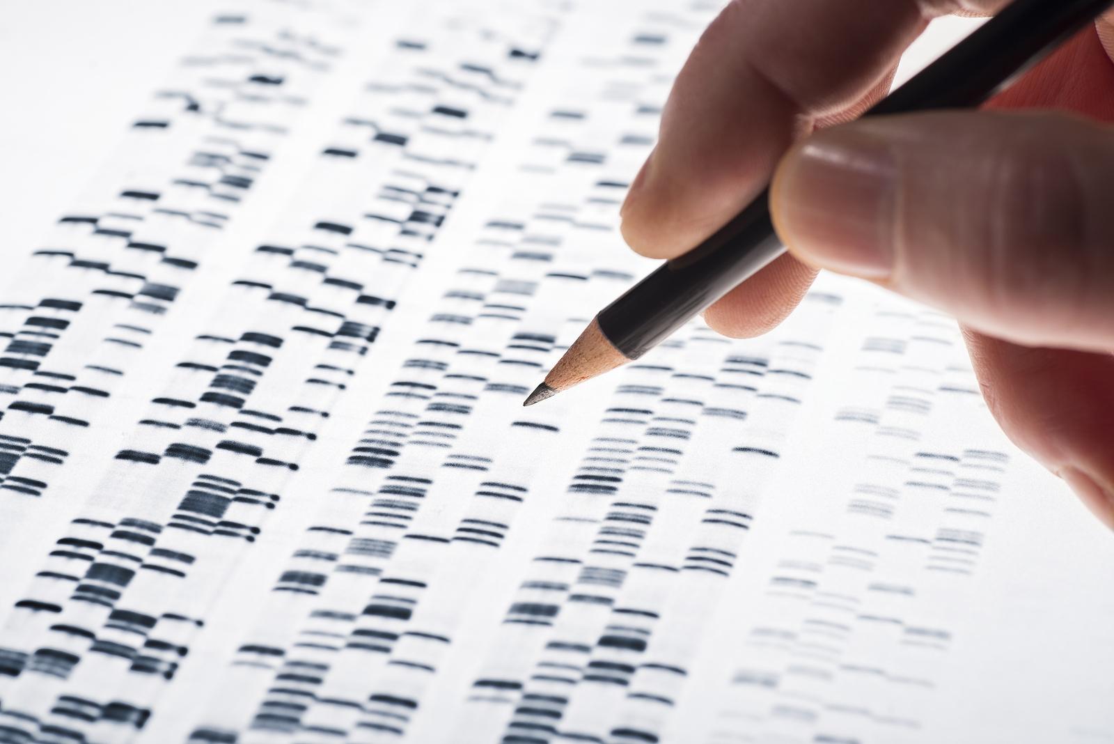 analisi forense del profilo genetico