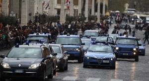 corteo di scort polizi di stato avvocato penalista milano